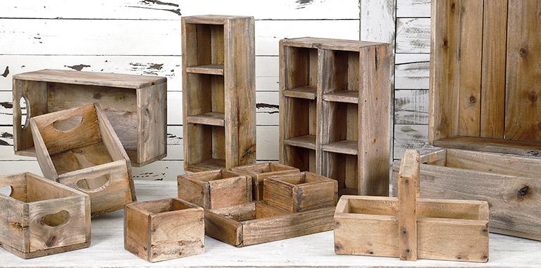 teca-caoba collection