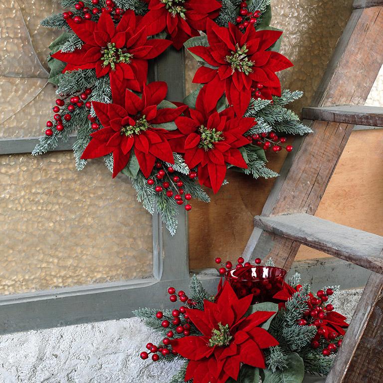 christmas wreaths - xmas 2021